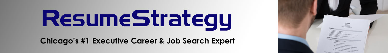 Resume Writing Service ResumeStrategy Chicagos Job Search